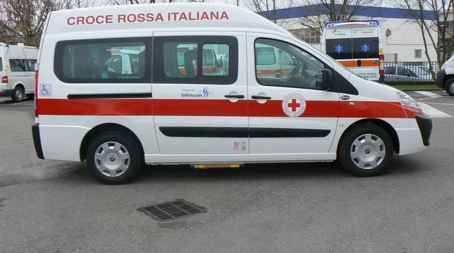 Mezzo disabili Croce Rossa Vado