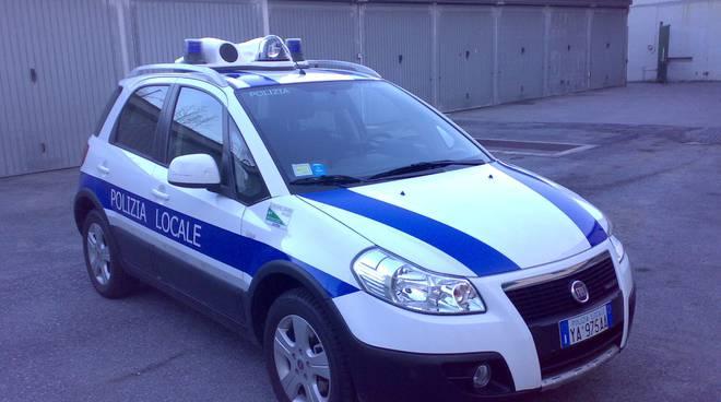 polizia locale - nuovi veicoli