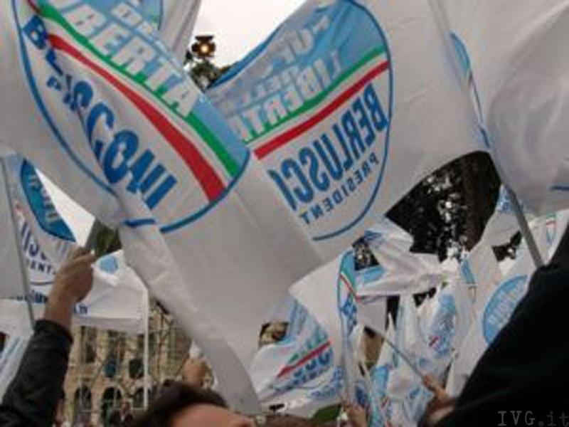Popolo della Libertà - manifestazione Pdl