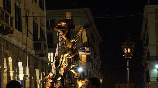processione del Venerdì Santo Savona