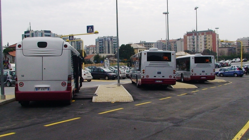 Terminal tpl autobus savona stazione