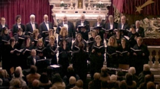 Alassio - Coro polifonico Beato Jacopo da Varagine