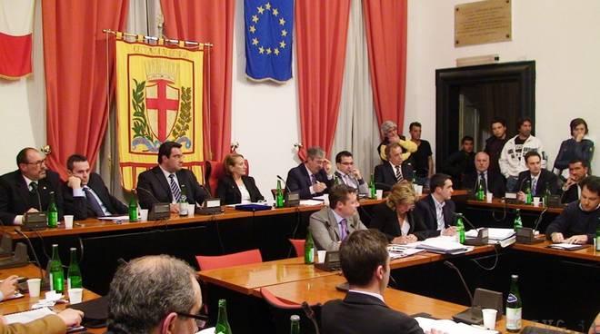 Albenga - consiglio comunale