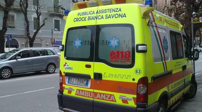 Ambulanza, soccorso, Croce Bianca