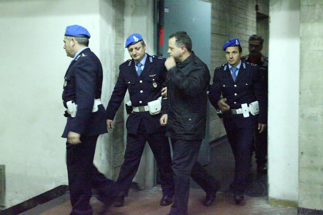 Arresto Don Luciano Massaferro