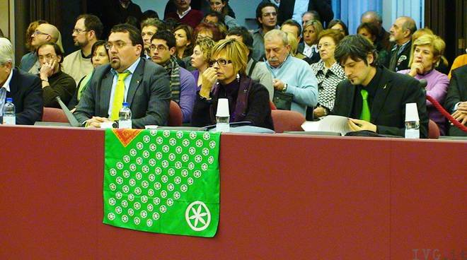 Carla Mattea - consiglio provinciale