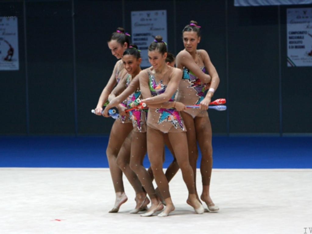ginnastica ritmica