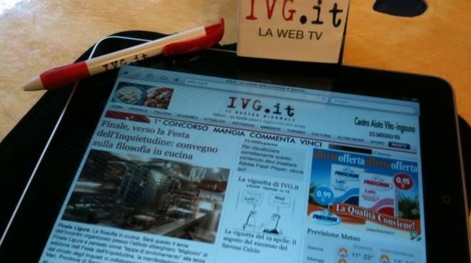 iPad IVG
