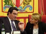 Roberto Schneck e Rosy Guarnieri