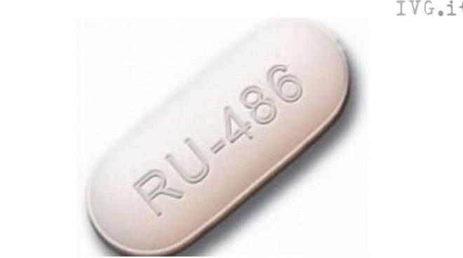 Ru486 pillola abortiva