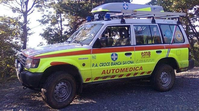 Soccorso Alpino - Croce Bianca Savona