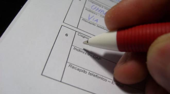 Sottoscrizione liste, raccolta firme
