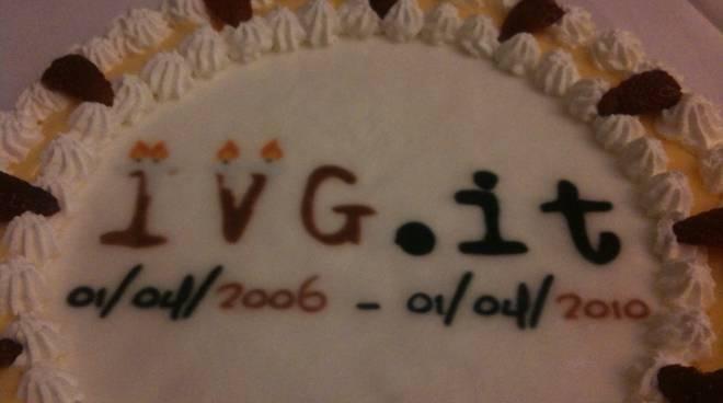 Torta compleanno di IVG.it