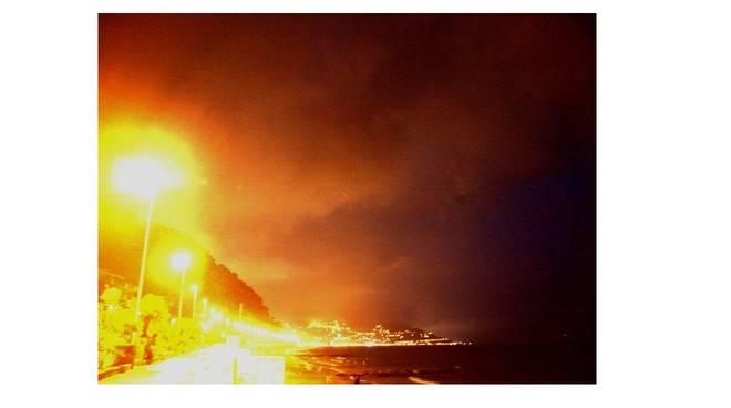 "Alassio - foto ""nube Islanda"""