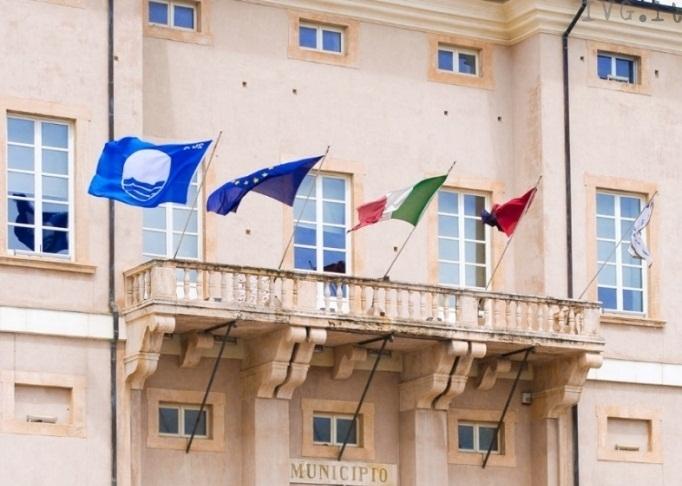 Bandiera blu sul Comune di Loano