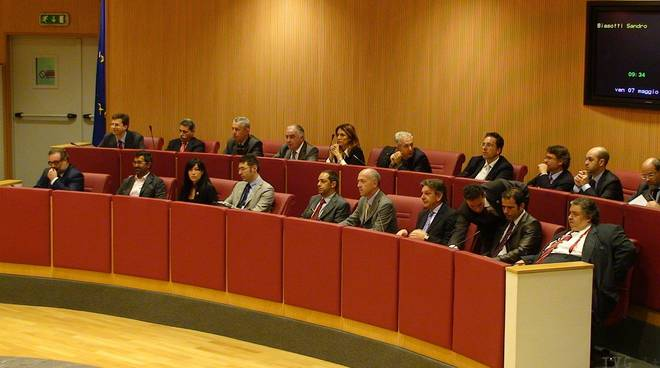 Consiglio Regionale della Liguria