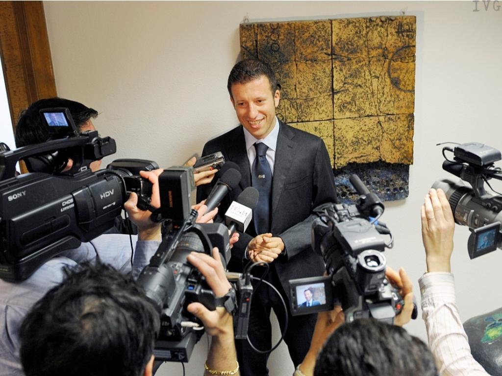 Fabio Atzori - presidente Unione Industriali
