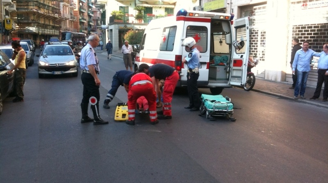 incidente - soccorso ambulanza