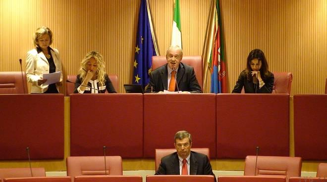 Presidenza e Giunta -  Consiglio Regionale Liguria