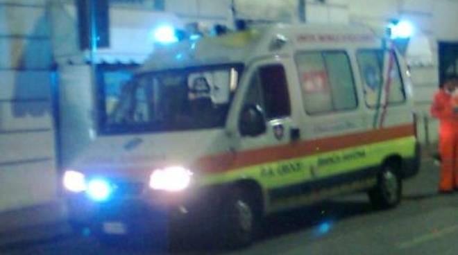 Soccorso Croce Bianca (notte)
