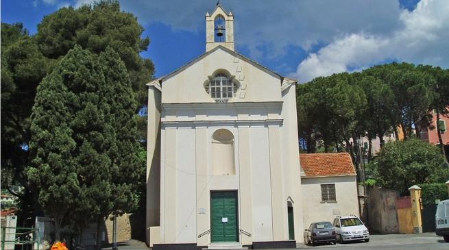 Spotorno - oratorio Santa Caterina