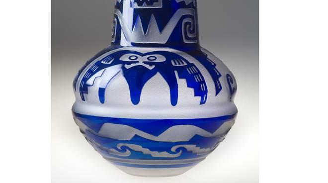 Vaso vetro di Altare