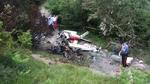 aereo precipitato a Stella