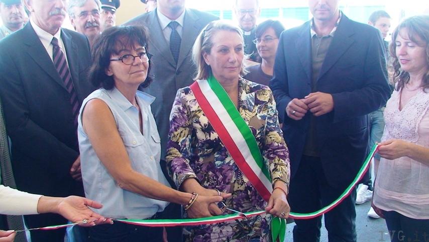 Albenga - inaugurazione sert
