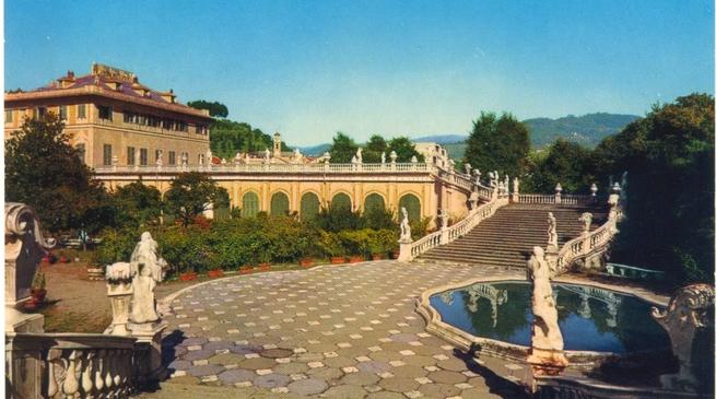 Albisola Superiore - Villa Gavotti Della Rovere