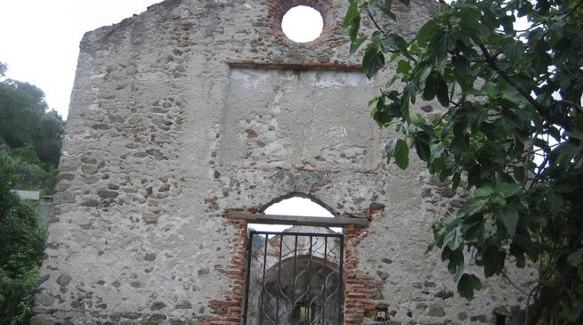 antica chiesa di Legino