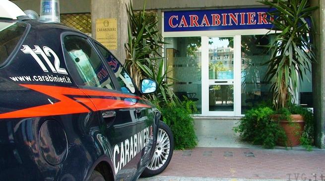 Carabinieri - Savona