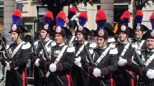 Festa Carabinieri 2010