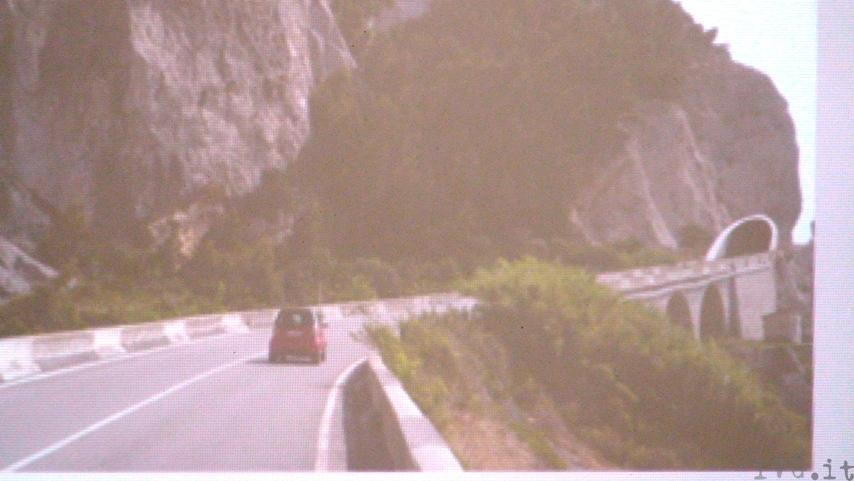 Noli - tunnel