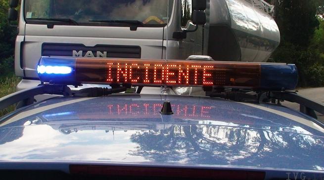 Polizia incidente