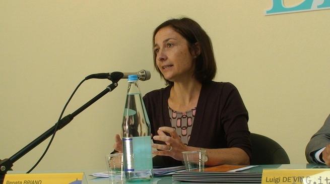 Renata Briano - ass. ambiente Regione Liguria