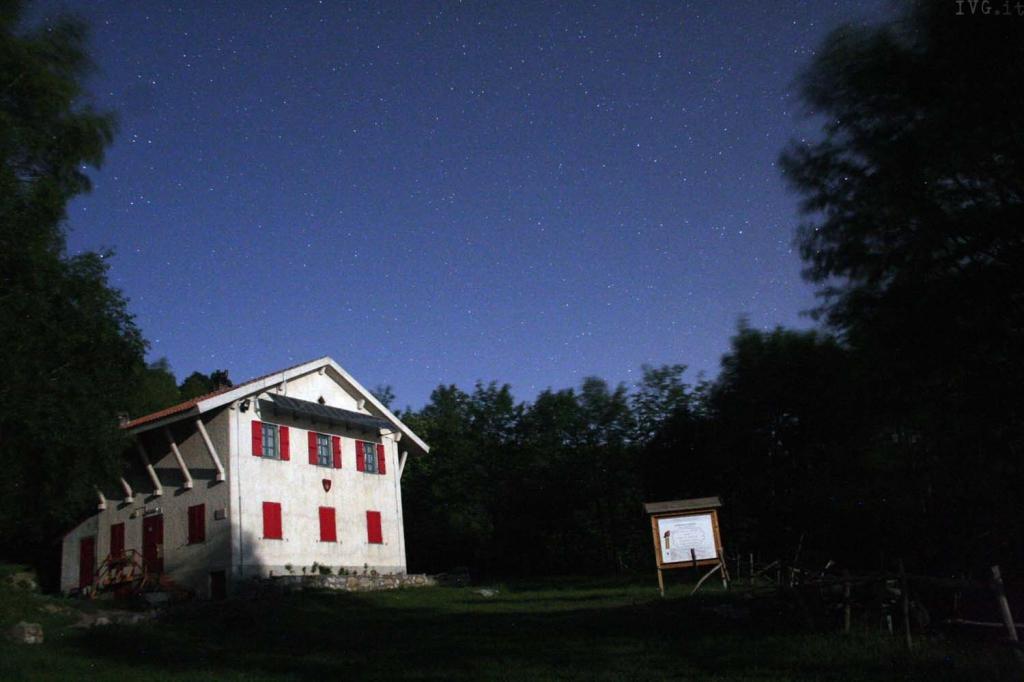 rifugio Pian Delle Bosse - Loano