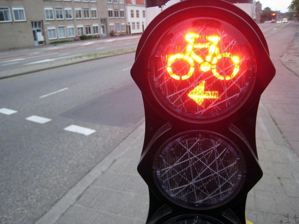 Rosso bicicletta