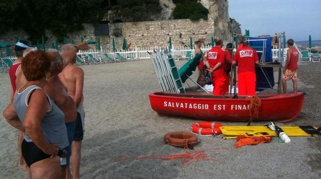 turista francese annegato