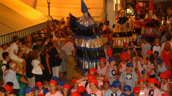 Alassio - Carnevale estivo dei bambini