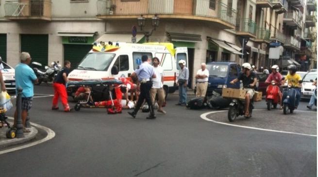 ambulanza, 118, soccorso, incidente