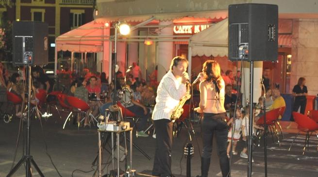 lungomare Albenga - concerti