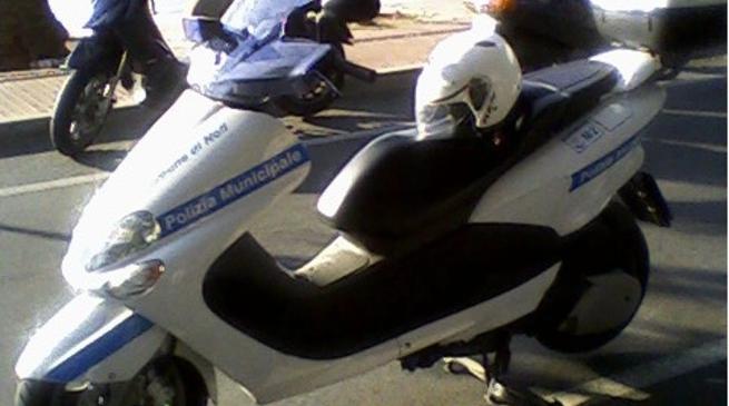 Polizia Municipale Noli