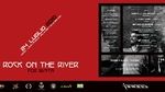 Rock on the river