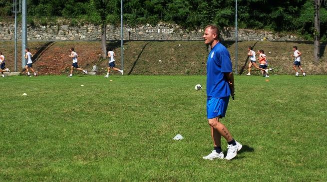 Savona Calcio ritiro Frabosa