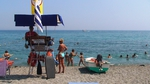Spiaggia, Bagnino, bagnanti