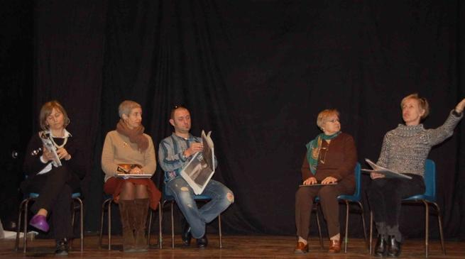 """teatro Finale - spettacolo """"Artichè"""""""