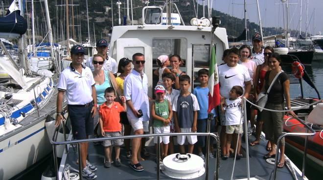 Alassio sicurezza in mare