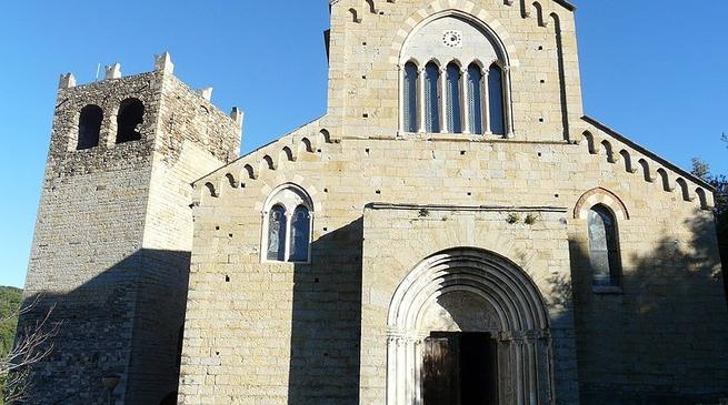 Andora Chiesa S. Giacomo
