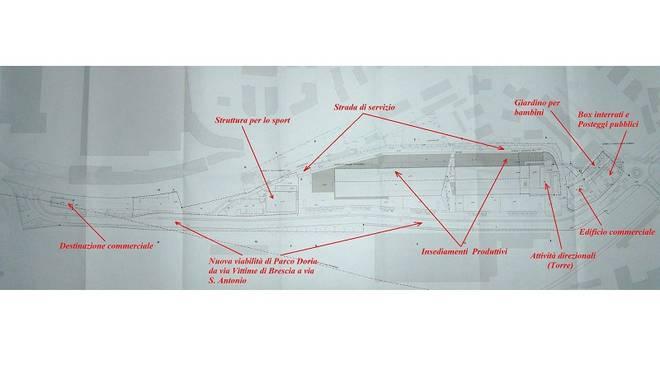 """aree """"ex Parco Doria"""""""