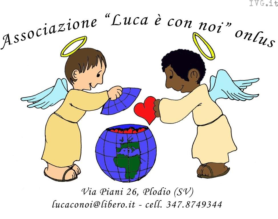 "associazione ""Luca è con noi"" di Plodio"